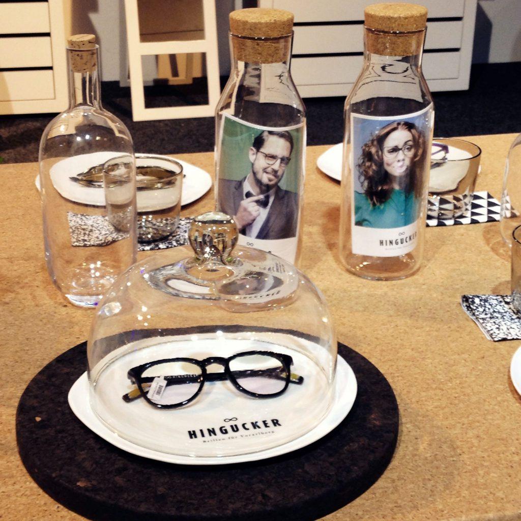 """Von wegen hässliche Glasbausteine - die Brillen von Optik Bitsche sind wahre """"Hingucker"""""""
