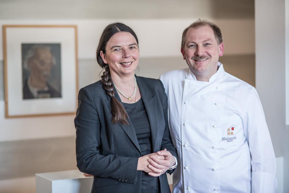 Das Ehepaar Fetz betreibt insgesamt drei Restaurants und ein Hotel in Oberstdorf. © Das Fetzwerk