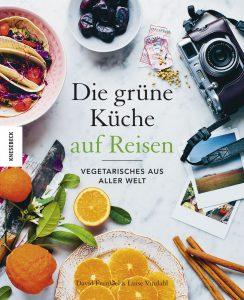 Buchcover: Die grüne Küche auf Reisen