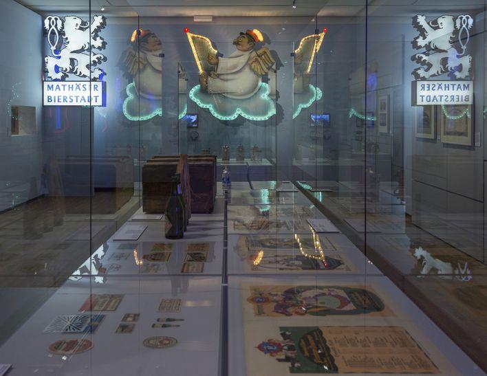 Bier.Macht.München - Sehenswerte Ausstellung rund ums Bier. Noch bis Anfang Januar im Stadtmuseum München.