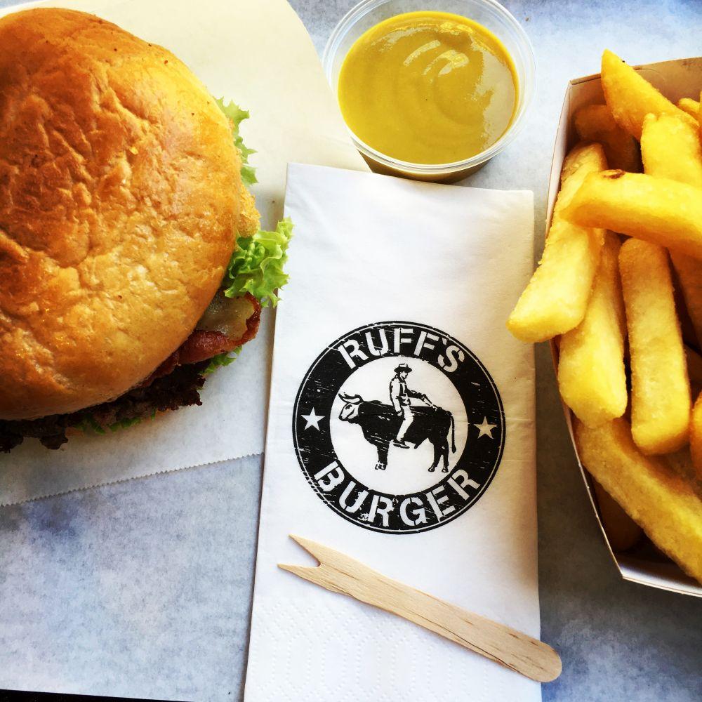 DIE Adresse für köstliche Burger in München