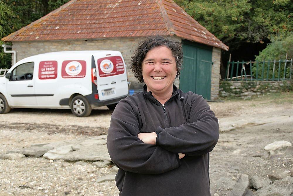 Auf den Spuren von Kommissar Dupin bei Austernzüchterin Béatrice