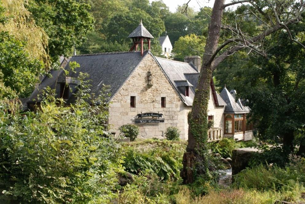 Auf den Spuren von Kommissar Dupin - im ältesten Sternerestaurant der Bretagne