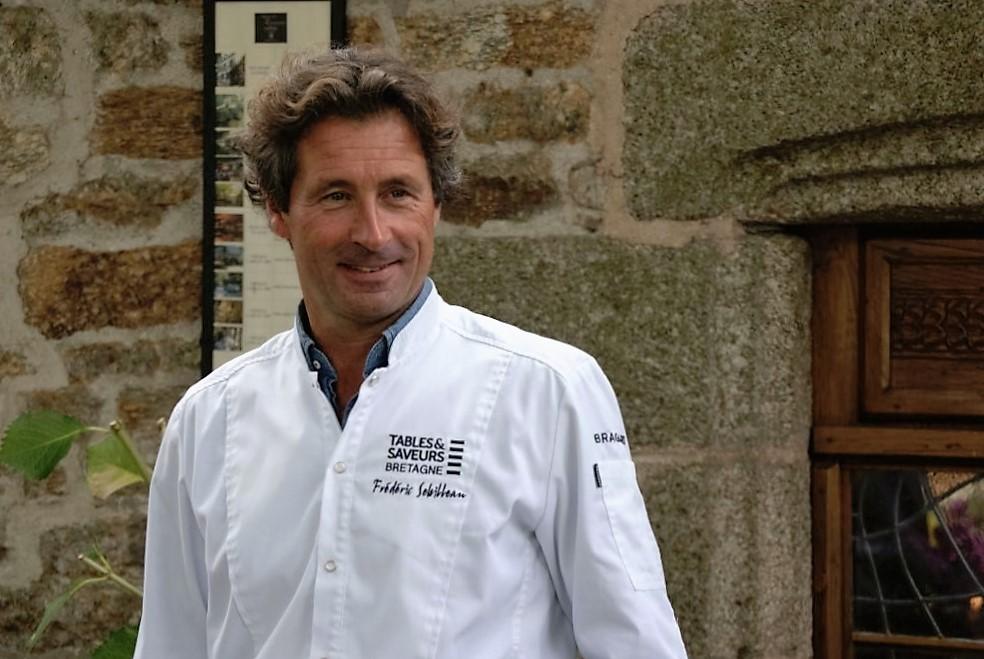 Sternekoch Frédéric Sebilleau erkochte sich 1988 seinen Stern und vor allem die frischen Meeresfrüchte und Hummer zeichnen seine Feinschmecker-Küche aus.