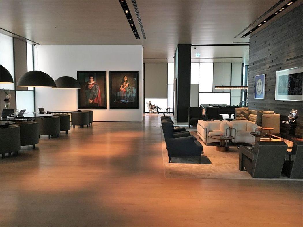 Zu Gast im Roomers Designhotel Baden-Baden