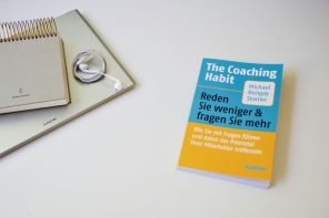 Buchtipp: The Coaching Habit