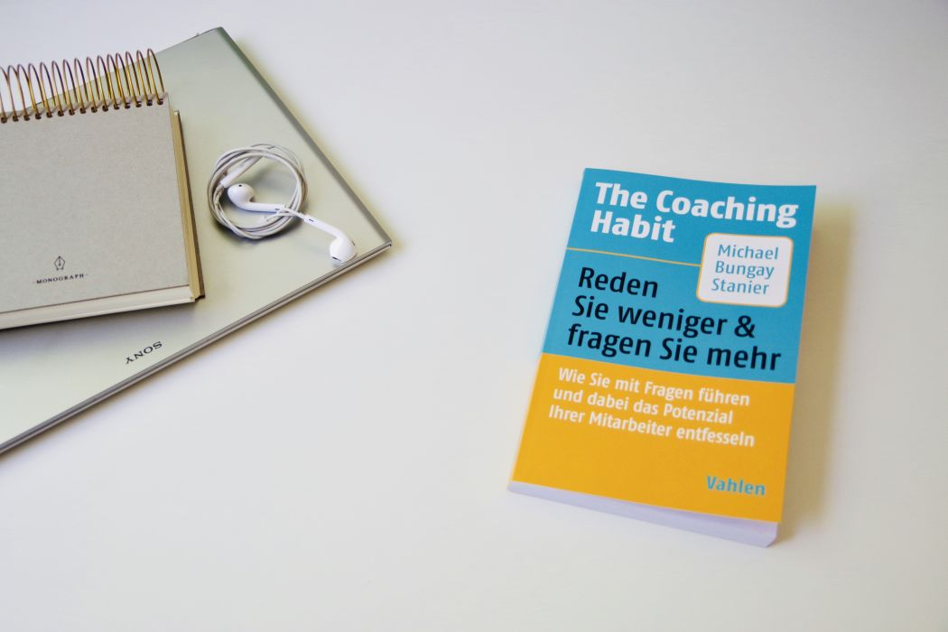 Buchtipp: The Coaching Habit